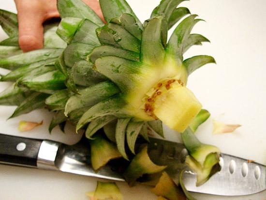 Как в домашних условиях сажать ананас в домашних условиях