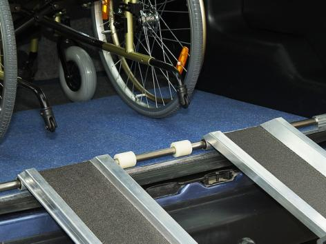 Общественный транспорт не готов к перевозке инвалидов