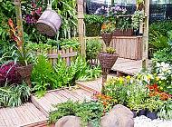 Старый сад на новый лад