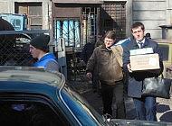Неизвестные вынесли с «Ремавтоматики» документы и технику