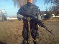 На фронте погиб Андрей Каминский