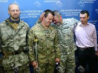 Подполковник Семенченко. Человек, который лжет